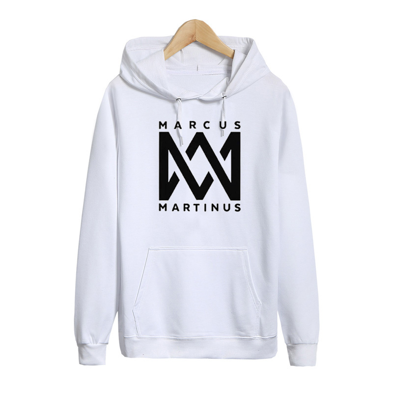 Vsenfo Marcus And Martinus Hoodies Men Women Hip Hop Dj Sweatshirt Long Sleve Pullovers Hoodie Moletom Feminino Brand Clothes