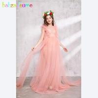 Pregnant Clothes Long Maternity Dresses For Photo Shoot Plus Size Women Clothing 2018 Korean Pregnancy Photography Dress BC1115