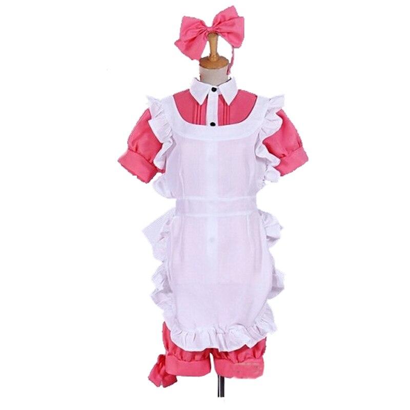 2017 Black Butler Alice in Wonderland Version Ciel in Wonderland Cosplay Earl Alois Trancy Costume Alice