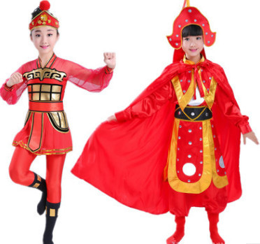 ef7beda5d Mu Guiying hua mulan costume for children soldier cosplay warrior cosplay  for women chinese ancient dynasty