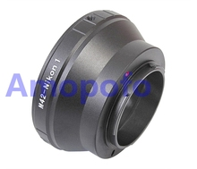 Amopofo M42-N1 Adapter,M42 Screw Mount Lens to for Nikon 1 N1 J1 J2 J3 J4 J5 S1 V1 V2 V3 AW1 Digicam