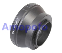 Amopofo M42 N1 Adapter M42 Screw Mount Lens To For Nikon 1 N1 J1 J2 J3