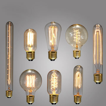 Edison Bulb Antique Vintage Lamp E27 40W 110V 220V Retro Edison Bulbs Personality Eecoration Incandescent Filament Bulb