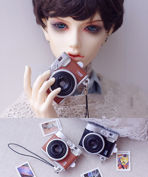 Cute Little Camera 2 Colors For BJD 1/4, 1/3,Uncle DD SD Doll Accessories AC33