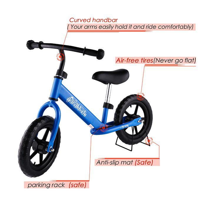 HTB1mQu3zr1YBuNjSszhq6AUsFXa1 ANCHEER Child Balance Bike Kit Toddler bicicleta Balance Bikes Bicycle Children Walker No Foot Pedal bisiklet girls boys Scooter