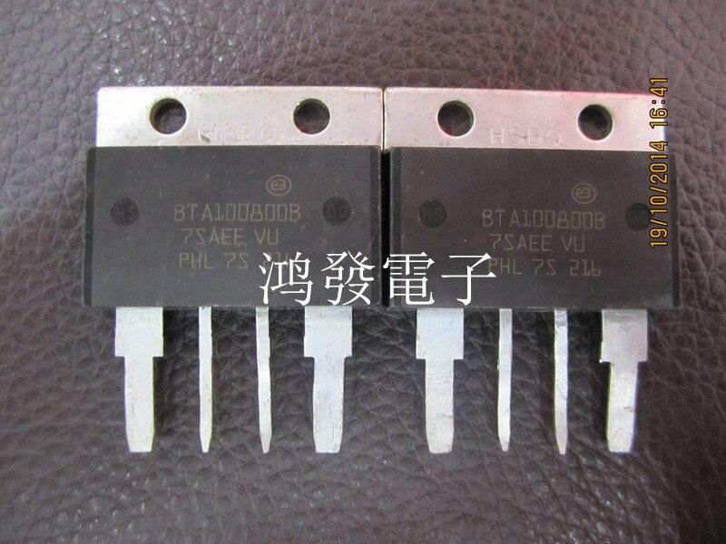 2 шт./лот BTA100-800B TOP-4 800V / 100A triac новый оригинальный