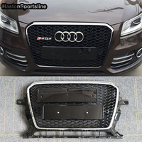 Q5 Modified RSQ5 Style Front Engine Grill Grids for Audi Q5 SQ5 RSQ5 2013 2014 2015