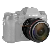 6,5 мм F2 Fisheye ручная фокусировка объектива для Canon EOSM ef m nikon1 n1 sony e крепление a7 Fujifilm Fuji FX xt20 беззеркальные камеры