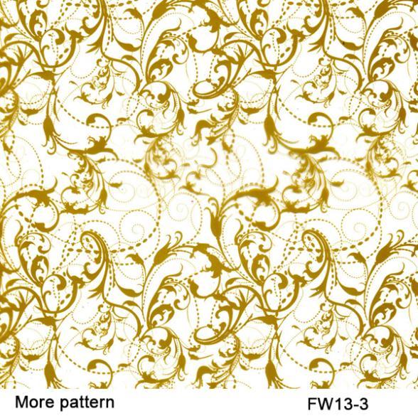 FW13-3 Decoratief materiaal 10 vierkante breedte 1m gouden - Motoraccessoires en onderdelen