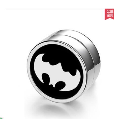 wholesale 2Pair Korean Titanium Steel Men Women Trendy Non Piercing Ea