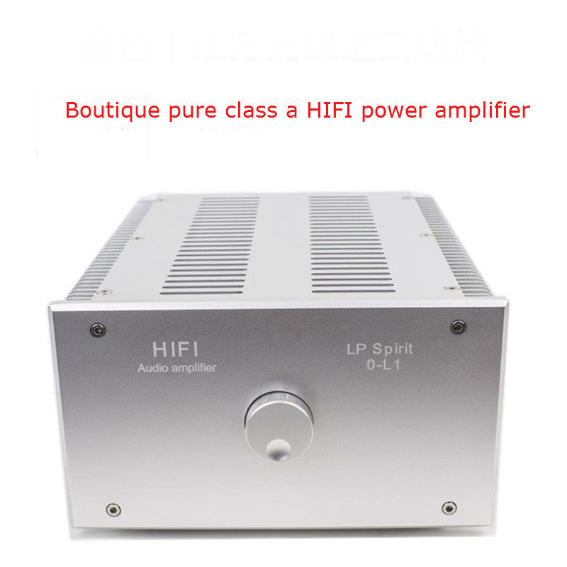 O-L1 boutique pure class a HIFI power amplifier home audio high-power electronic tube pure power amplifier shengya a 221 high level class a pure combination of tubes and gallbladder full balanced amp hifi amplifier hybrid amplifier