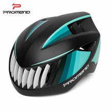 Сверхлегкий шлем для велосипеда Акула цельный литой велосипедный шлем MTB Многофункциональный велосипедный шлем 57-62 см Capacete Ciclismo