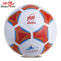 Double Fish FC502 super fiber leather No.5# competition football
