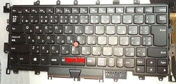 new Japanese keyboard for 20FQ 20FR lenovo thinkpad  x1 yoga 1st gen FRU 01AW930 01AW945 100%test OK
