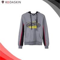 KODASKIN Men Cotton Round Neck Casual Printing Sweater Sweatershirt Hoodies for SCRAMBLER Scrambler