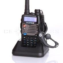 Baofeng УФ-5RA Walkie Talkie Сканер Радио Dual Band Cb Хэм Приемопередатчик UHF 400-520 МГц & VHF 136-174 МГц