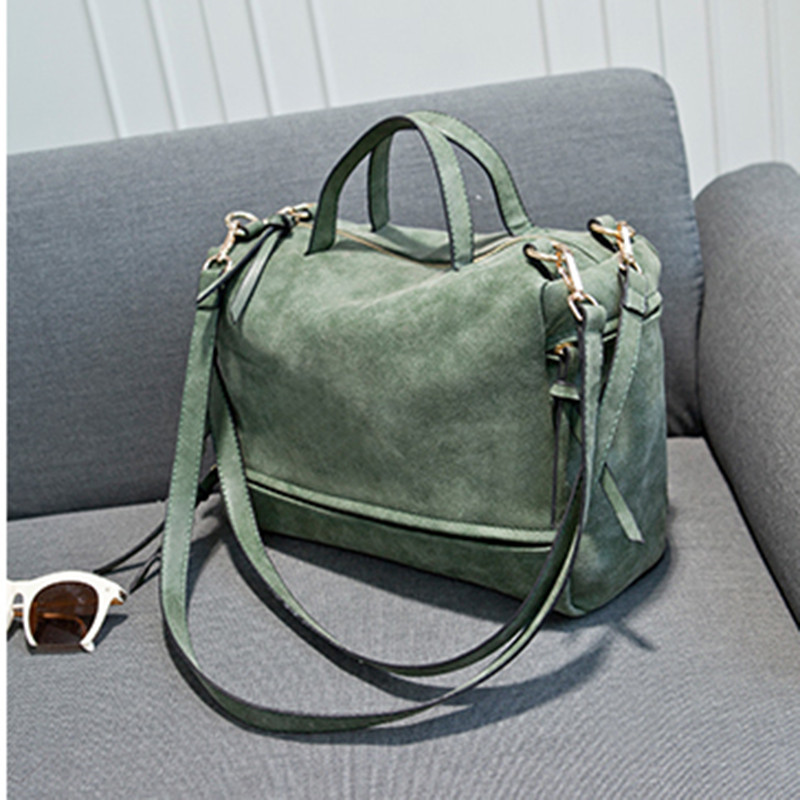 2017 New Women s Fashion Retro Messenger Shoulder font b Handbag b font Package Matte PU