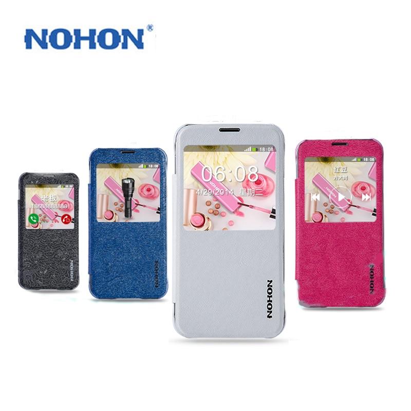 Original NOHON Phone Back Splint Cover Battery For Samsung Galaxy S5 High Capacity 2800mAh 3000mAh