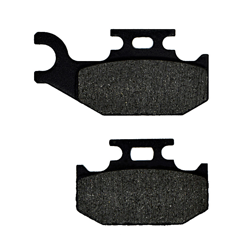 Front Rear Brake Pads For Can-Am Renegade 500 4X4 2008 2009 2010 2011