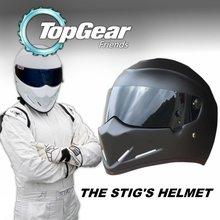 For TopGear Stig's Helmet / Collectable / as SIMPSON Helmet