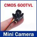 """Mini HD 1/3 """" CMOS 600TVL CCTV seguridad vigilancia de la cámara fpv, Mini cámara CCTV con audio, cámara de visión nocturna, pequeña cámara CMOS"""