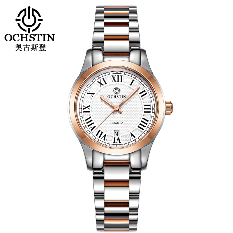 OCHSTIN Top Brand Watch Female Fashion Luxury Watch Women Dress Watches Quartz Wristwatches Relogio Feminino Montre Femme onlyou brand luxury fashion watches women men quartz watch high quality stainless steel wristwatches ladies dress watch 8892