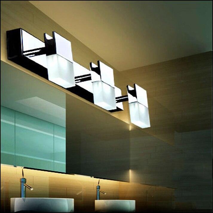 Bathroom Lights For Makeup Online Shop Modern Minimalist Bathroom Lighting  Makeup Mirror