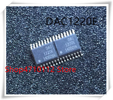 NEW 5PCS/LOT DAC1220E/2K5 DAC1220 1220E SSOP16 IC