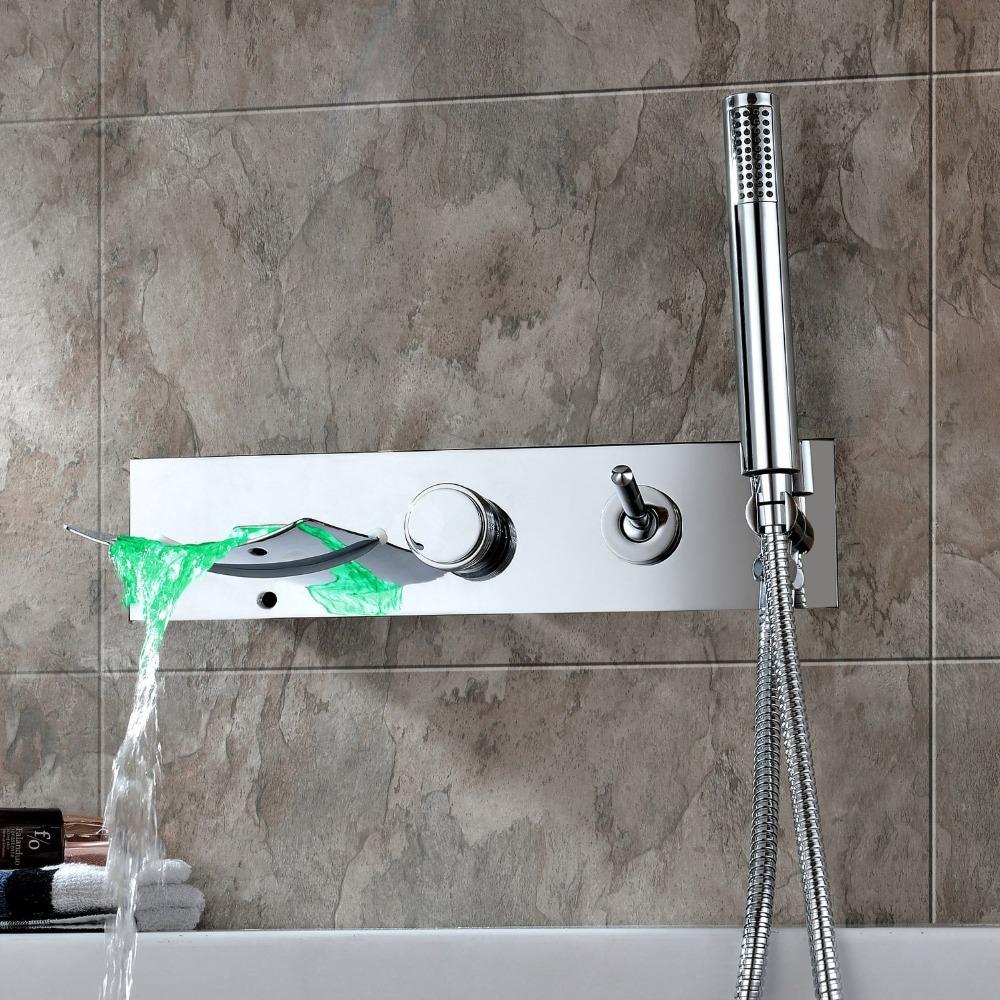 led waterfall bathtub faucets (6)