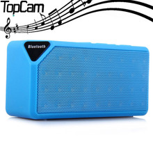 Loudspeaker mic handsfree tf fm stereo speaker bluetooth support wireless pc