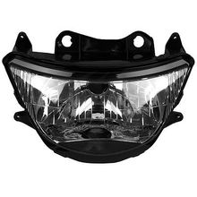 Motorbike Front Light Headlight Assembly For Kawasaki Ninja ZX6R ZX9R ZX600 ZZR600 ZX900 1998-1999 Frontlight Lamp