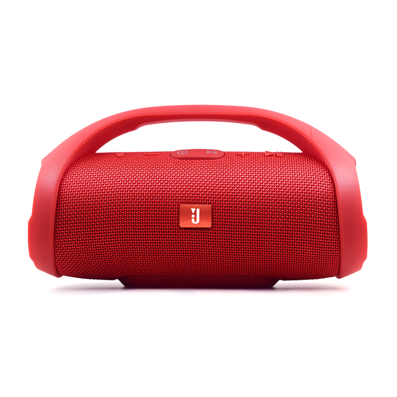 Bluetooth-Speaker Subwoofer HIFI Waterproof Wireless IPX7 Column Sound-Box-Support Mp3
