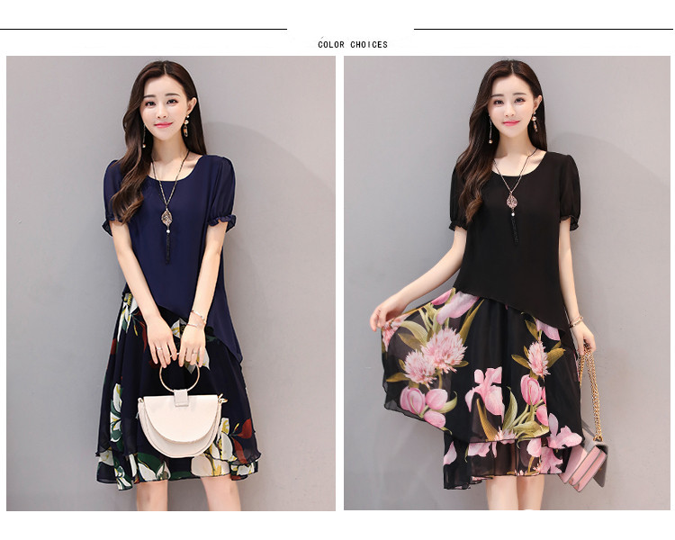 HTB1mR08n22H8KJjy0Fcq6yDlFXaq - Dresses Of The Big Sizes Women Clothing  2019 New Spring Summer Style korean Vestidos ecbf1516042c