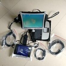 CF19 CF-19 4G ноутбук с 360GB SSD готов к использованию Авто множественный диагностический интерфейс G-M сканер G-M MDI с GDS2+ TECH2WIN