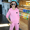 Bright Color Girl Sport Clothing Set for Dance Room Girl's Clothing Set Spring Soft and Comfortable Dance Students Clothing Set