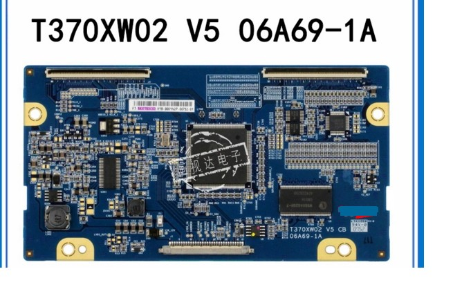 T370XW02 V5 CB 06A69-1A LCD Board Logic Board FOR LA37R81B Connect With T-CON Connect Board