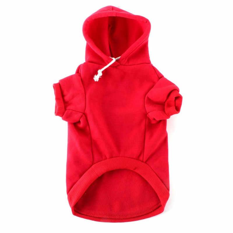 Grands vêtements pour chiens de compagnie | Vêtement sweat à capuche chat, manteau chaud, Costume 3 couleurs pour chiot