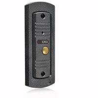 JEX VIDEO DOORBELL INTERCOM SYSTEM OUDOOR DOORPHONE C9 ONLY OUTDOOR IR CAMERA