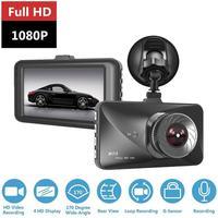 3 Inch LCD Full HD 1080P Car Driving Recorder Vehicle Camera Mini Car DVR Dashcam With Motion Detection Night Vision G Sensor