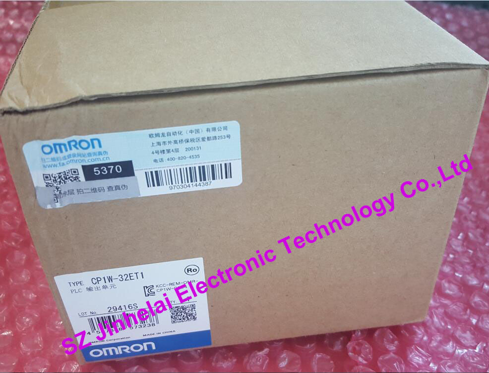 100% New and original  CP1W-32ET1  OMRON PLC CONTROLLER , Output unit new and original e3x da11 s omron optical fiber amplifier photoelectric switch 12 24vdc