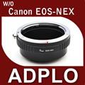 Lens Adapter Ring Suit For /Canon  to Sony NEX For 5T 3N NEX-6 5R F3 NEX-7 VG900 VG30 EA50 FS700 A7 A7s A7R A7II  A5100 A6000