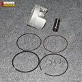 Поршень HISUN atv 400cc бренд диаметр 84 мм, высота 53 мм материал сплава