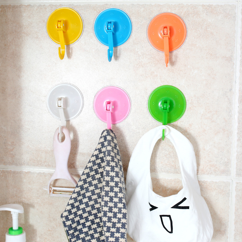6Pcs/Lots Kitchen Towel Hook Brackets Household Cabinets Rags Storage Rack Kitchen Kitchenware Rack Kitchen Holder Accessories