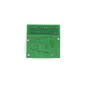 Image 5 - 青梅 3 ポートスイッチモジュール PCBA 4 ピンヘッダ UTP PCBA モジュール led ディスプレイネジ穴ポジショニングミニ PC データの Oem 工場