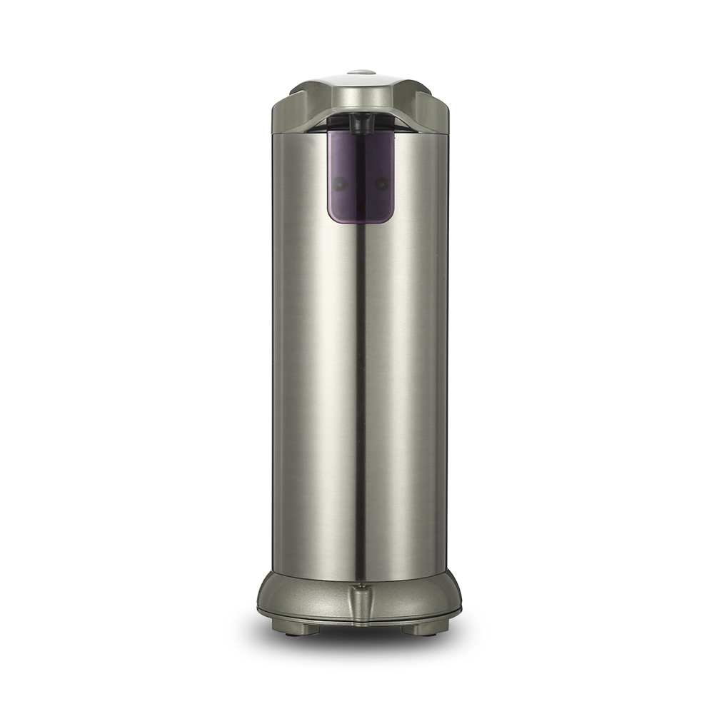 Newly-Automatic-Liquid-Soap-Dispenser-280ml-Shower-Bath-Sensor-Soap-Shampoo-Dispenser-for-Bathroom-Stainless-Steel