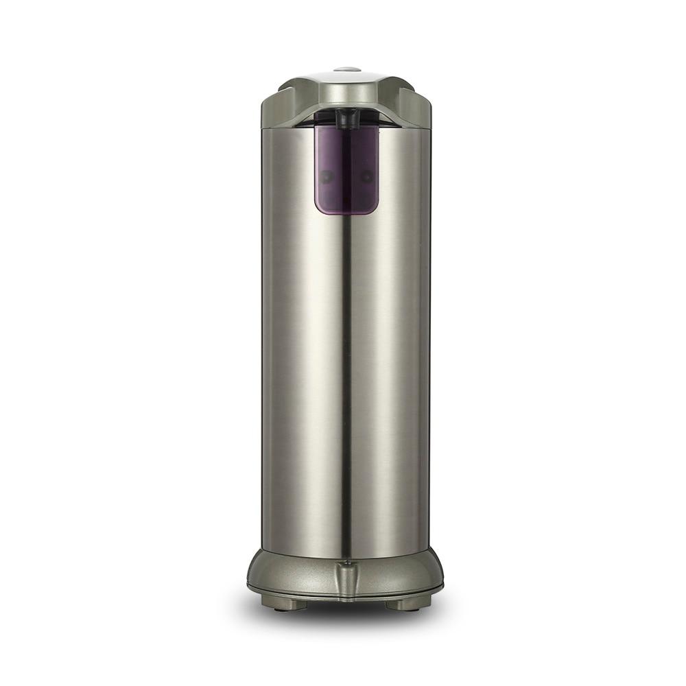Newly-Automatic-Liquid-Soap-Dispenser-280ml-Shower-Bath-Sensor-Soap-Shampoo-Dispenser-for-Bathroom-Stainless-Steel