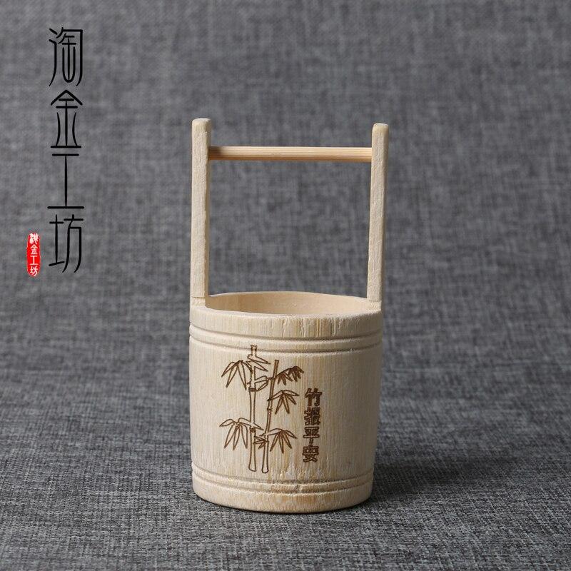 ộ ộ Creative Small Bamboo Handicrafts Home Decoration A219 A750