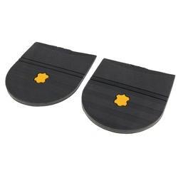Новые резиновые клеевые палочки для обуви на каблуках для ухода за ногами, вставки для обуви, запасные аксессуары для ремонта одежды, 6 мм