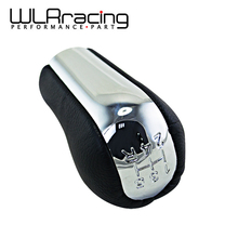 WLRING STORE- New FIVE MANUAL 5 Speed Gear Stick Shift Knob For Toyota Corolla Verso Rav4 Yaris Aygo Avensis WLR-GSK96-5