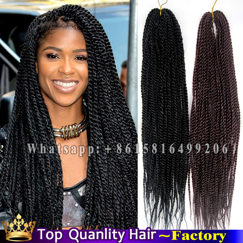 Havana Mambo Twist Afro Kinkin Braids Dreadlocks Crochet Hair Extensions Senegalese Synthetic For Black Woman On Aliexpress Alibaba